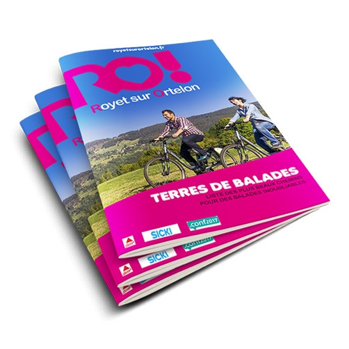 Brochure A5 16 pages
