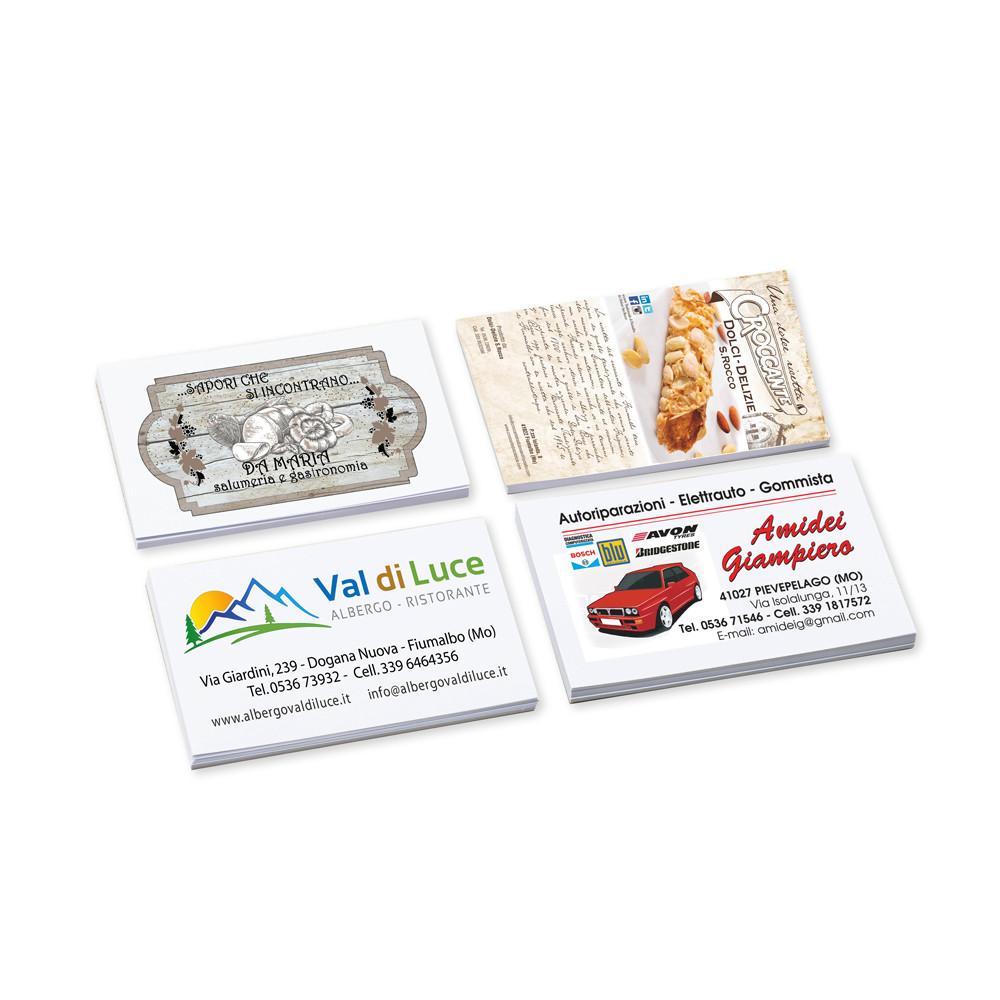 Carte De Visite Adhesive